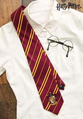 Gryffindor Tie By: Elope for the 2015 Costume season.