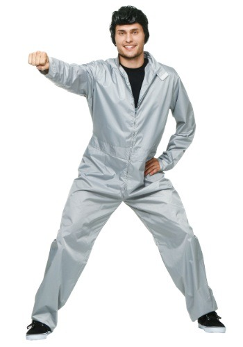 Click Here to buy Plus Size Greased Lightning Jumpsuit 2X from HalloweenCostumes, CDN Funds