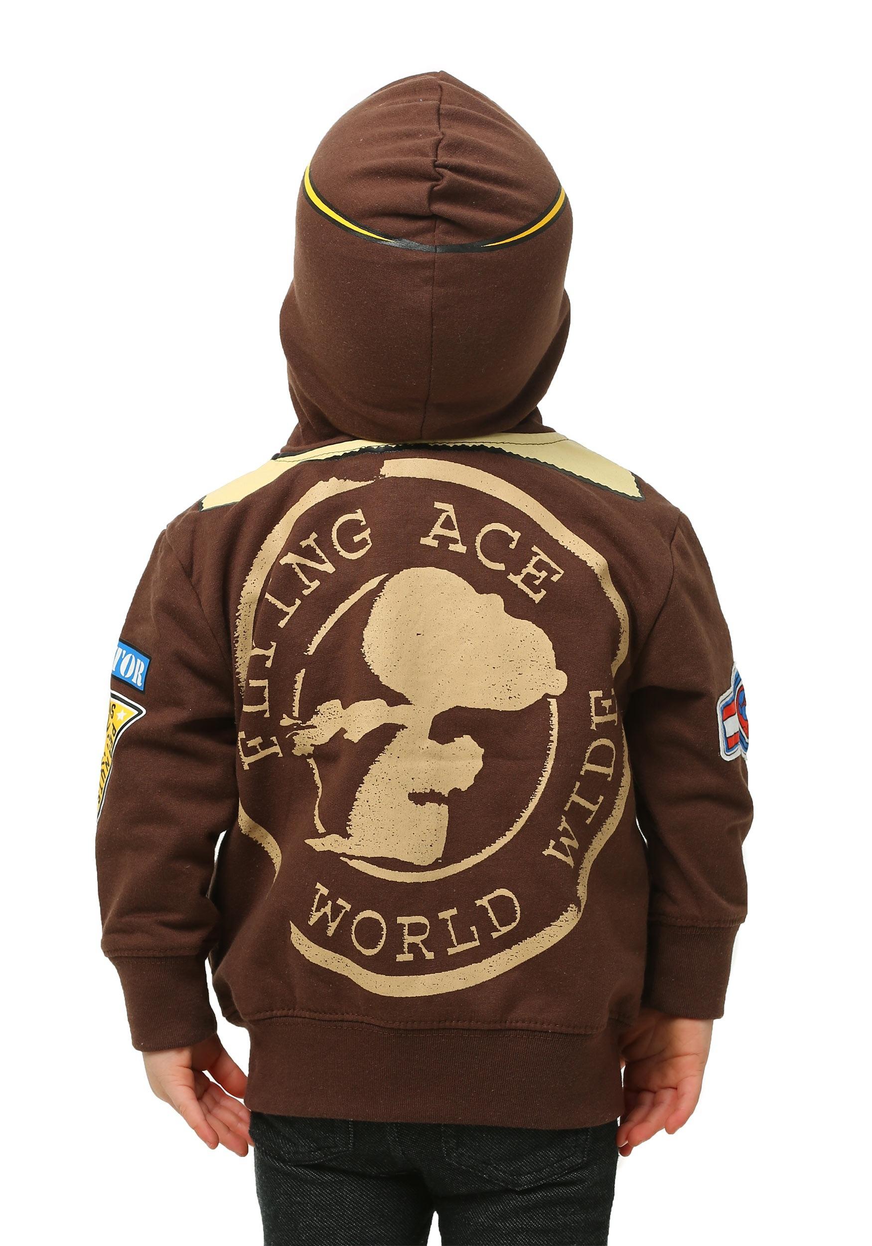 Baby Boy Bomber Jacket