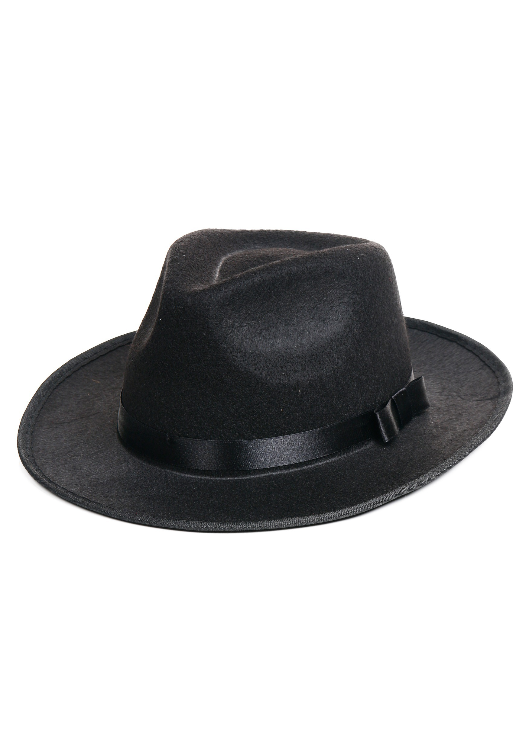 6f179e1935 Black Gangster Hat