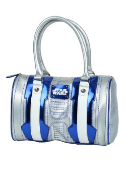 Star Wars R2D2 Bowler Purse