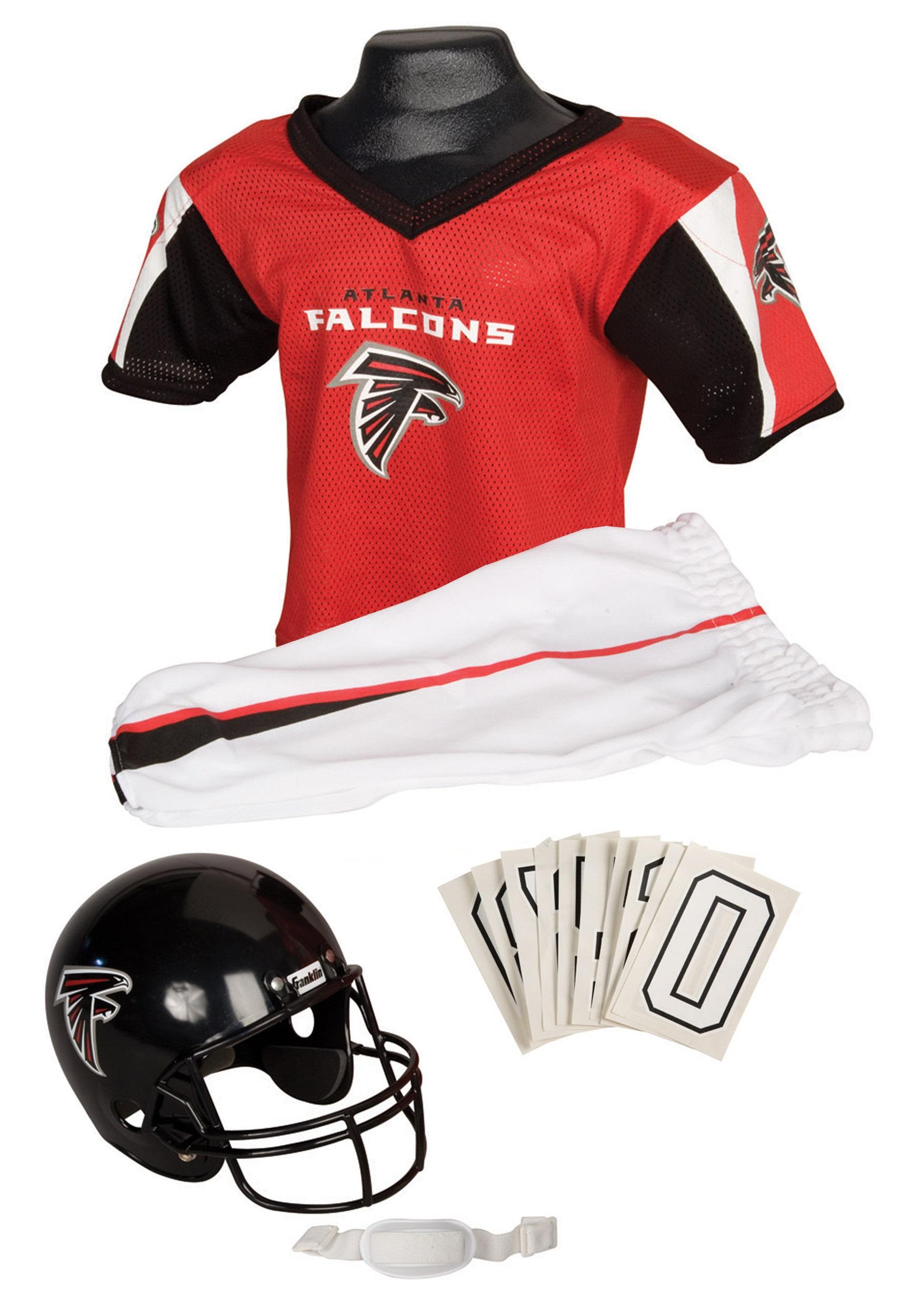1f68d5db396 NFL Falcons Uniform Costume for Kids