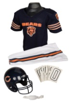 NFL Bears Uniform Costume