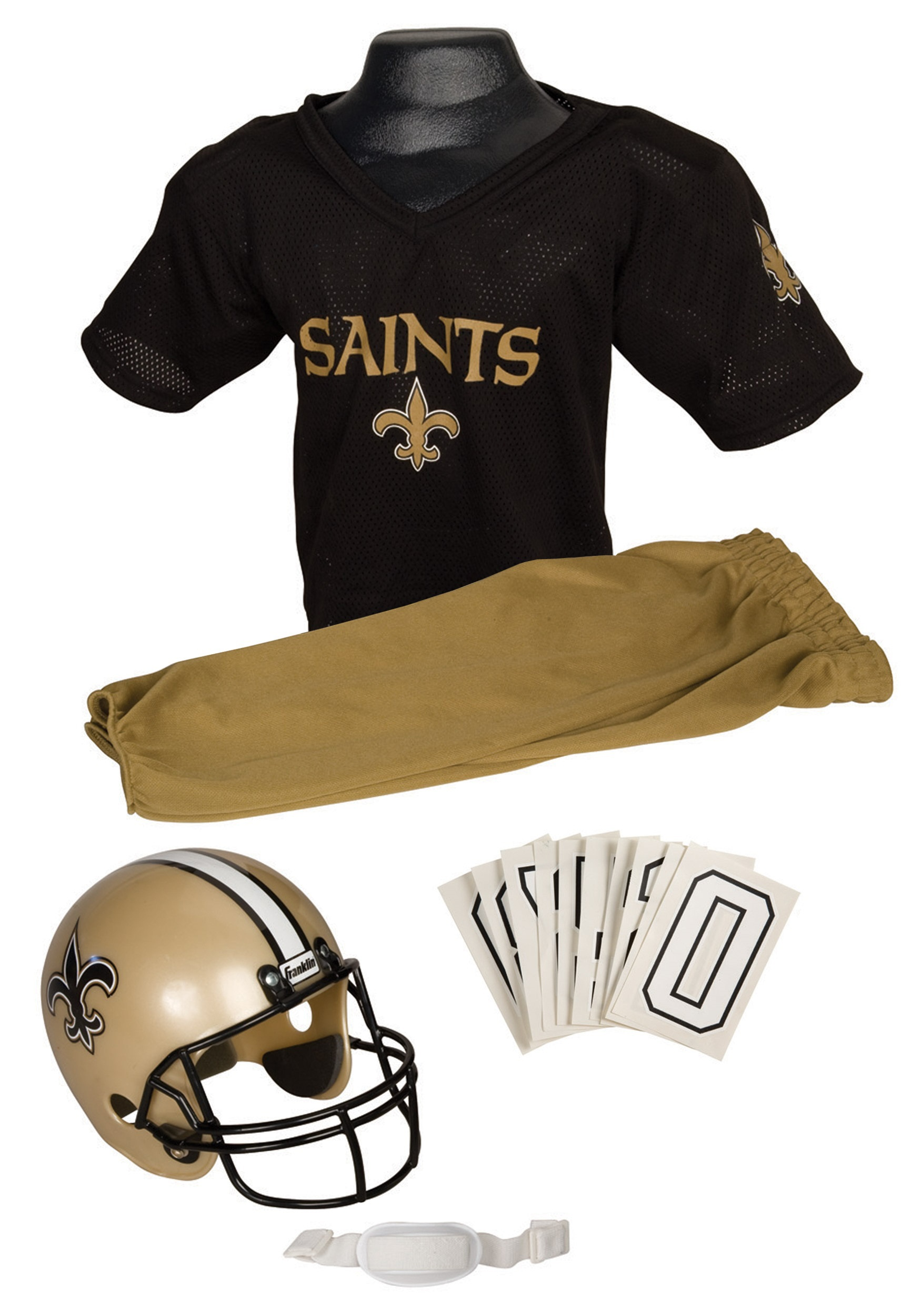 22f396e3 Kids NFL Saints Uniform Costume