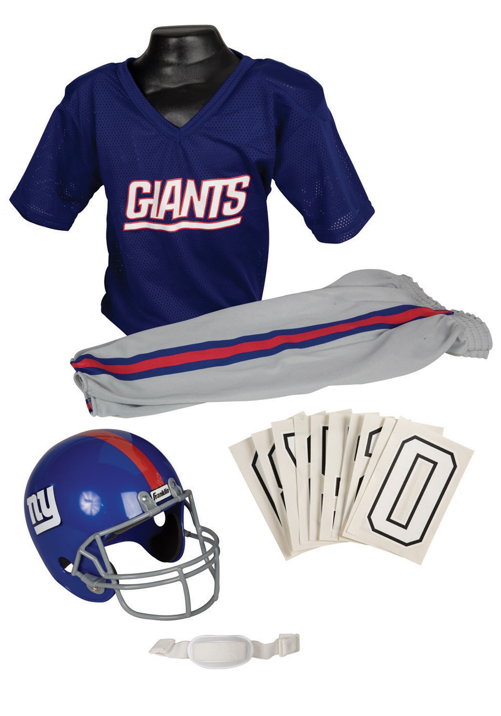 NFL Kids Giants Uniform Costume