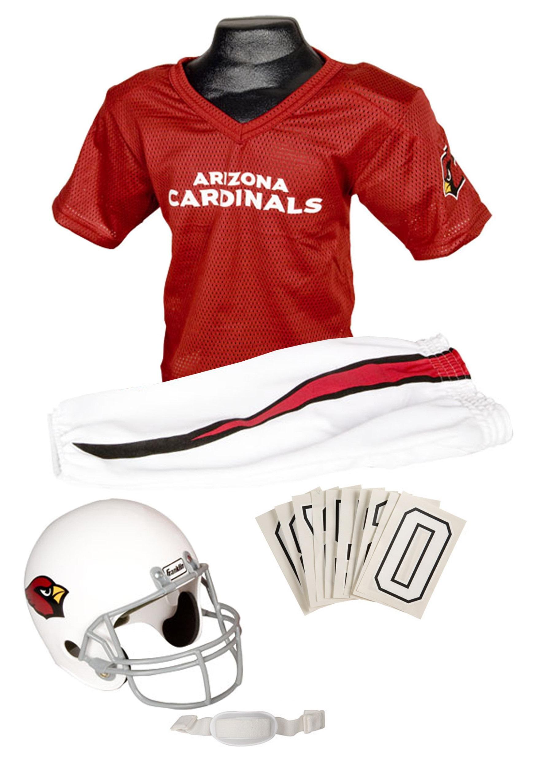 f616652e Kids NFL Cardinals Uniform Costume