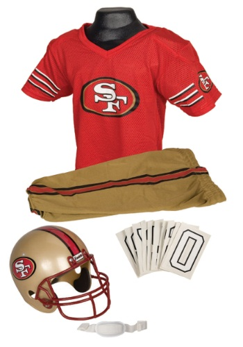 3acf336a San Francisco 49ers Halloween Costumes in all Sizes