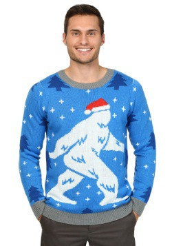 Yeti Christmas Sweater
