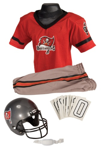 Image of Kids NFL Buccaneers Uniform Costume