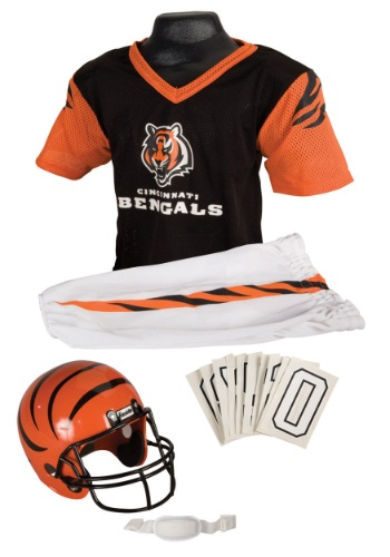NFL Bengals Uniform Costume