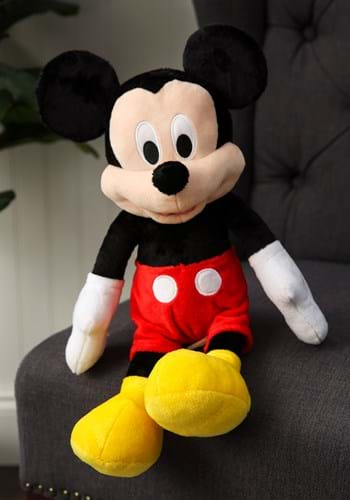 """18"""" Mickey Mouse Stuffed Toy Update"""