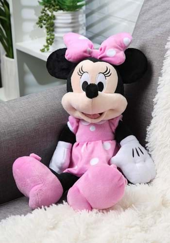 "18"" Minnie Mouse Stuffed Toy"