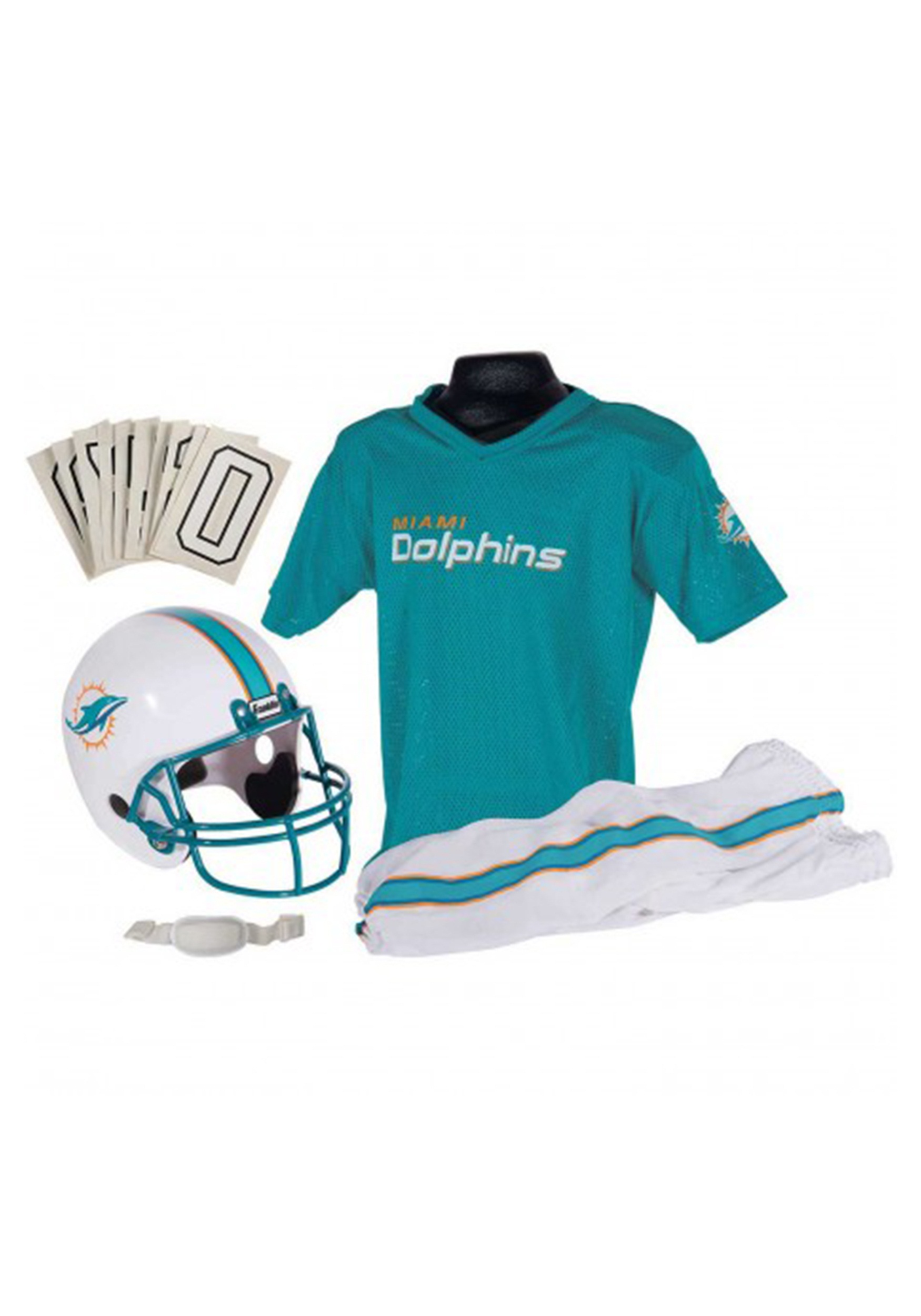NFL Dolphins Uniform Costume FA15700F23