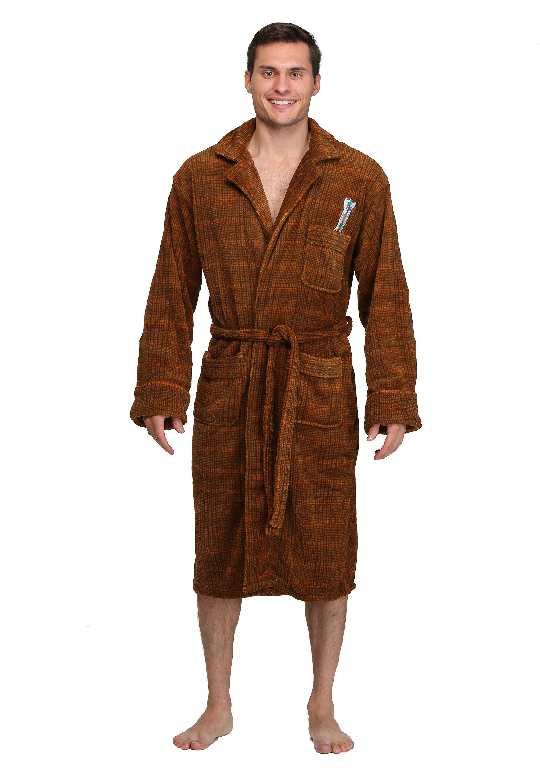 sc 1 st  Halloween Costumes & Doctor Who 11th Doctor Bathrobe