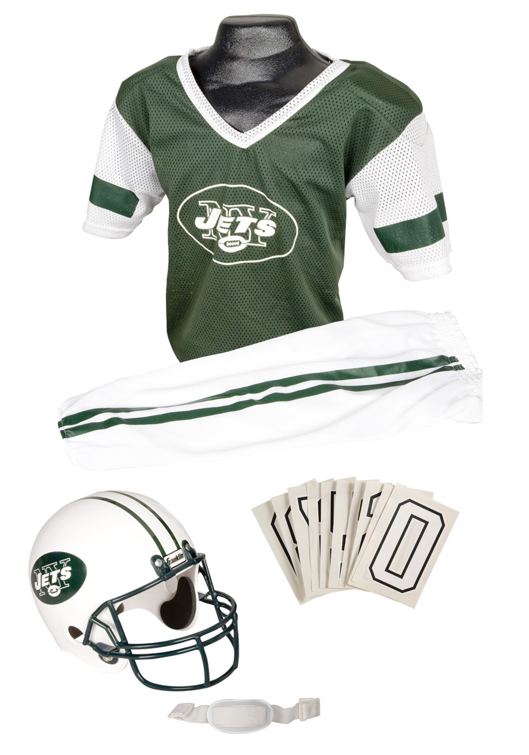NFL Jets Uniform Costume FA15700F25