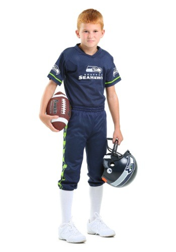 NFL Seahawks Uniform Costume