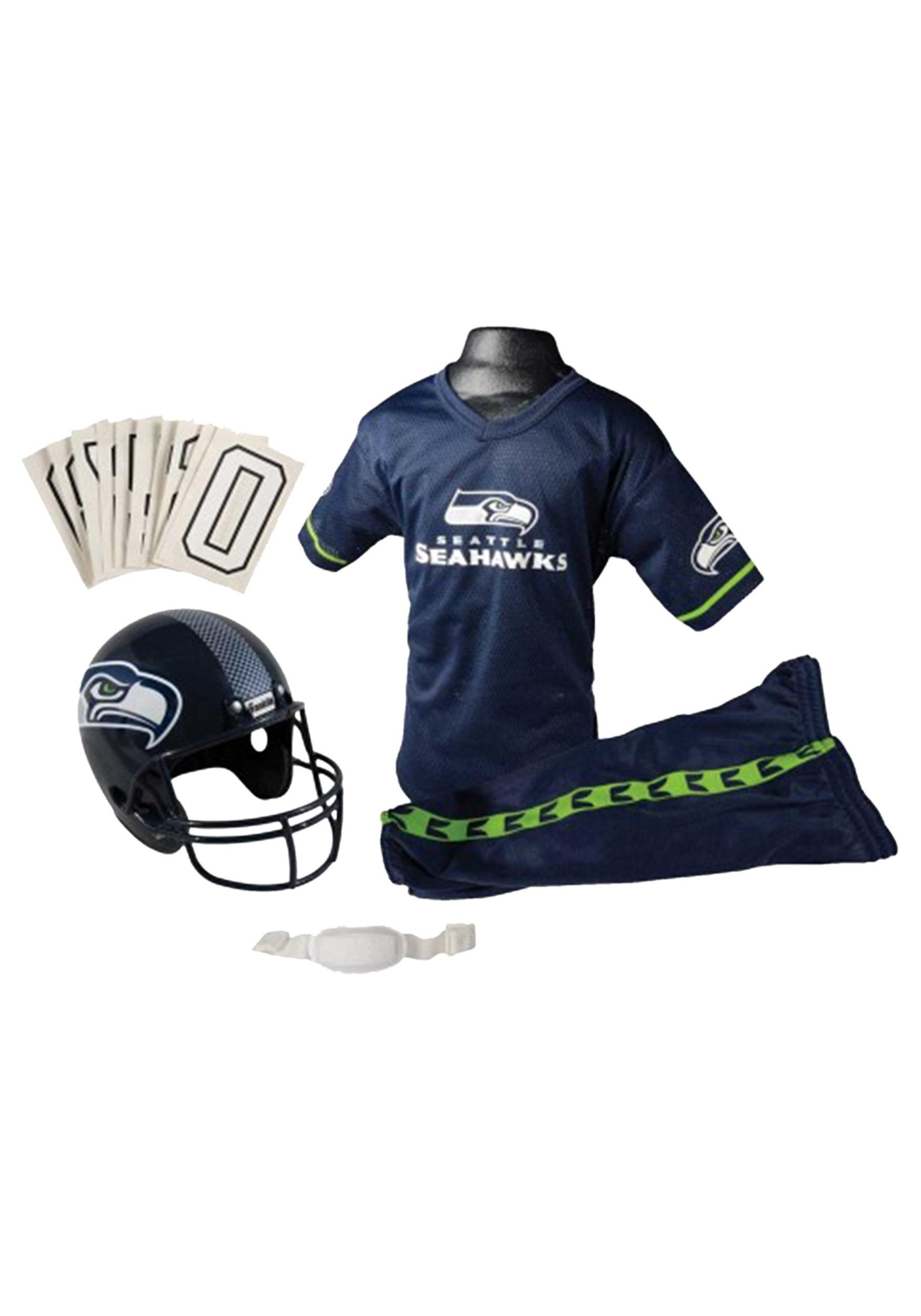 6e6ff94f NFL Seahawks Uniform Costume