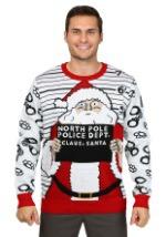 Santa Has Been Naughty Ugly Christmas Sweater