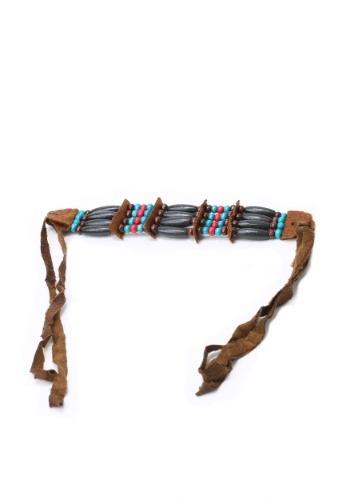 Image of Black Beaded Native Choker