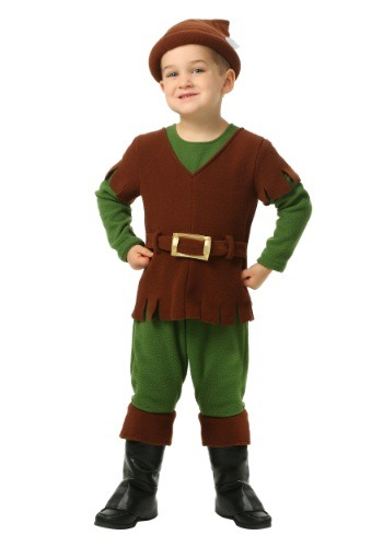 Toddler Little Robin Hood Costume