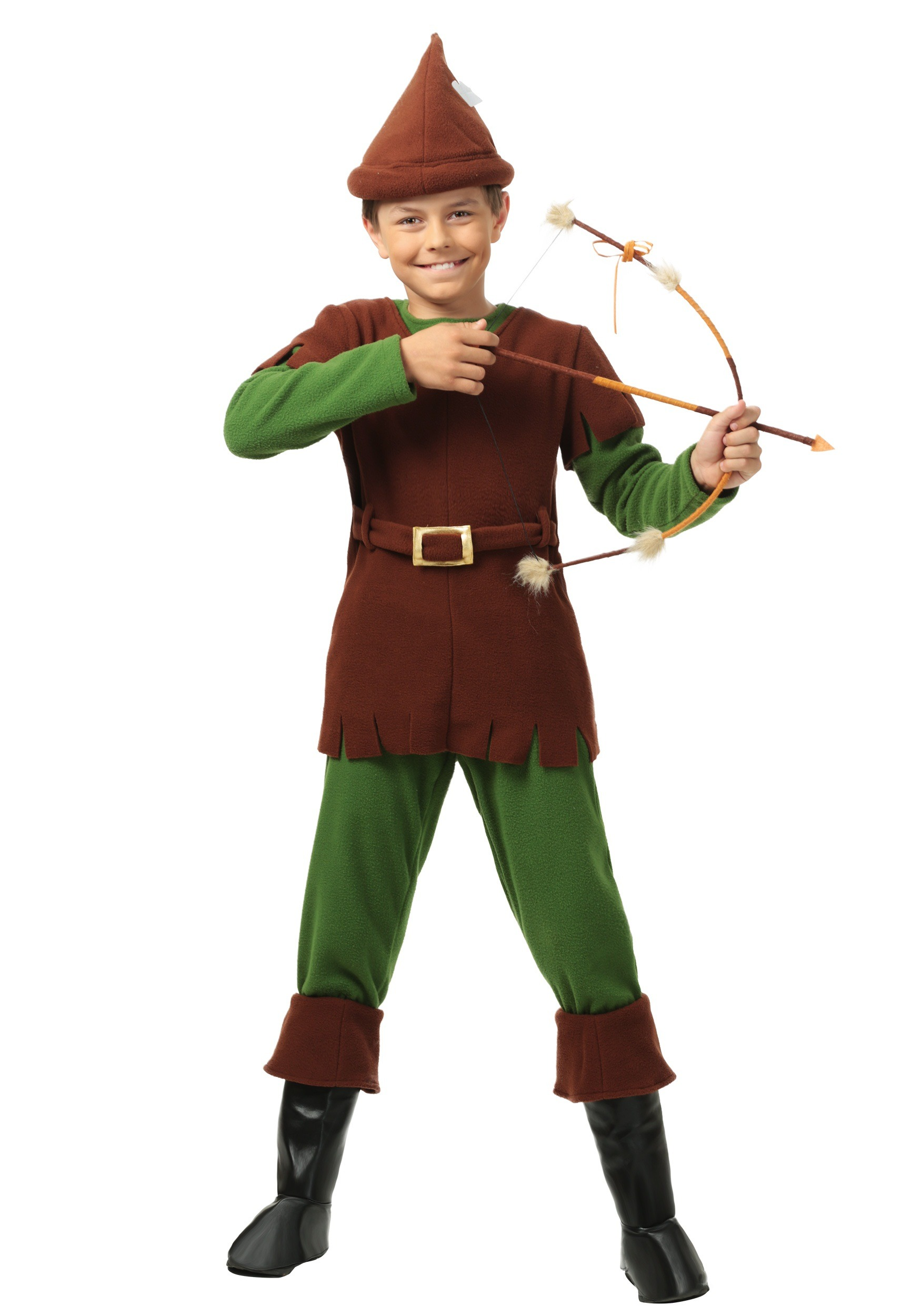 Little Robin Hood Boyu0027s Costume  sc 1 st  Halloween Costumes & Little Robin Hood Boyu0027s Costume