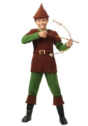 Little Robin Hood Costume for Boys