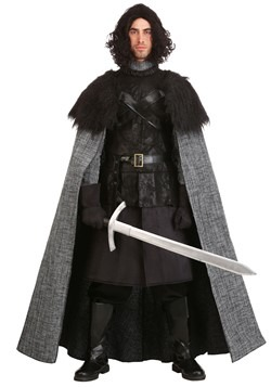 Plus Size Dark Northern King Costume update1