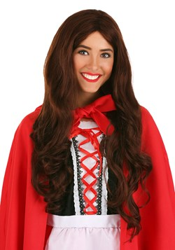 Adult Red Riding Hood Wig update1