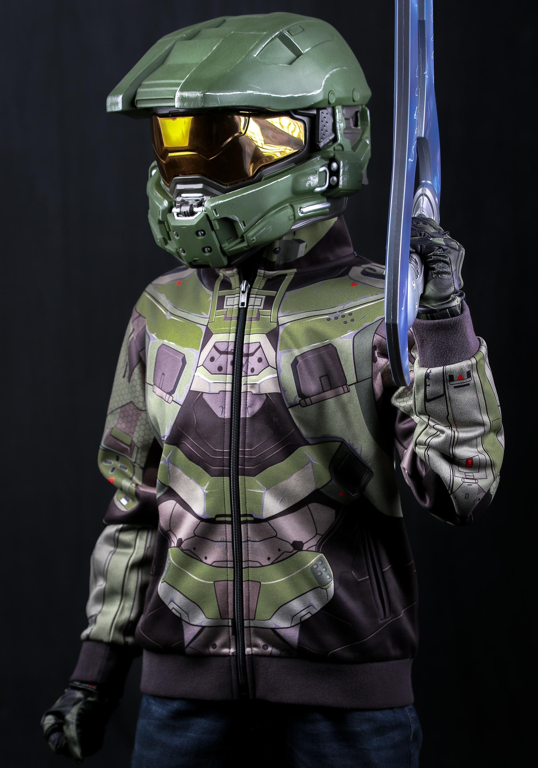 Halo Kid Costumes & Halo Costume Sc 1 St BuyNeu