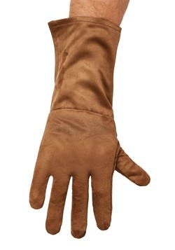 Adult Brown Pirate Gloves Update Main