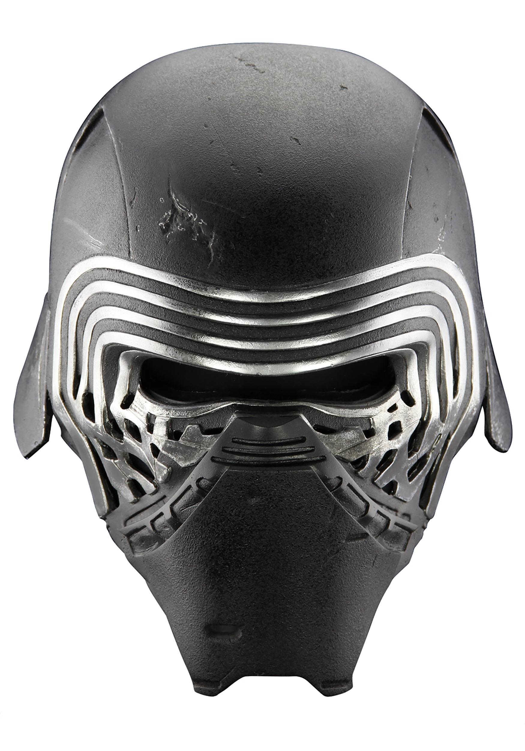 Halloween decorations indoor - Star Wars The Force Awakens Premier Kylo Ren Helmet