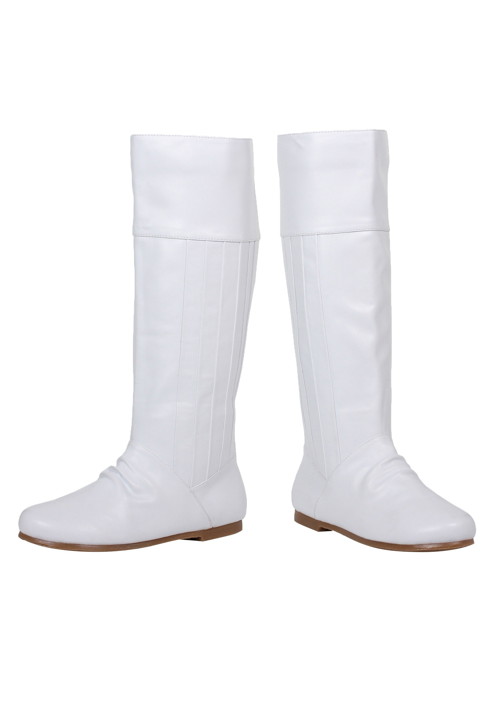 White Princess Boots EE105-LEANNA