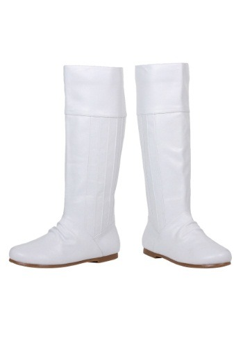 White Princess Boots EE105-LEANNA-10