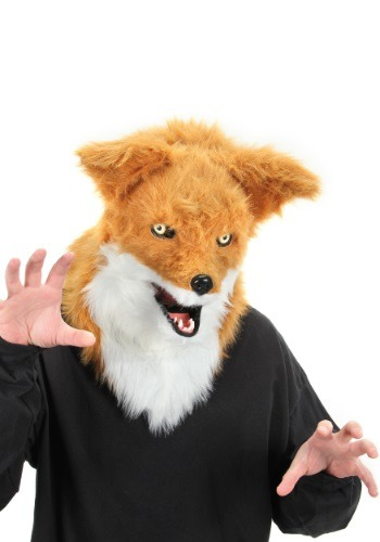 Mouth Mover Fox Mask