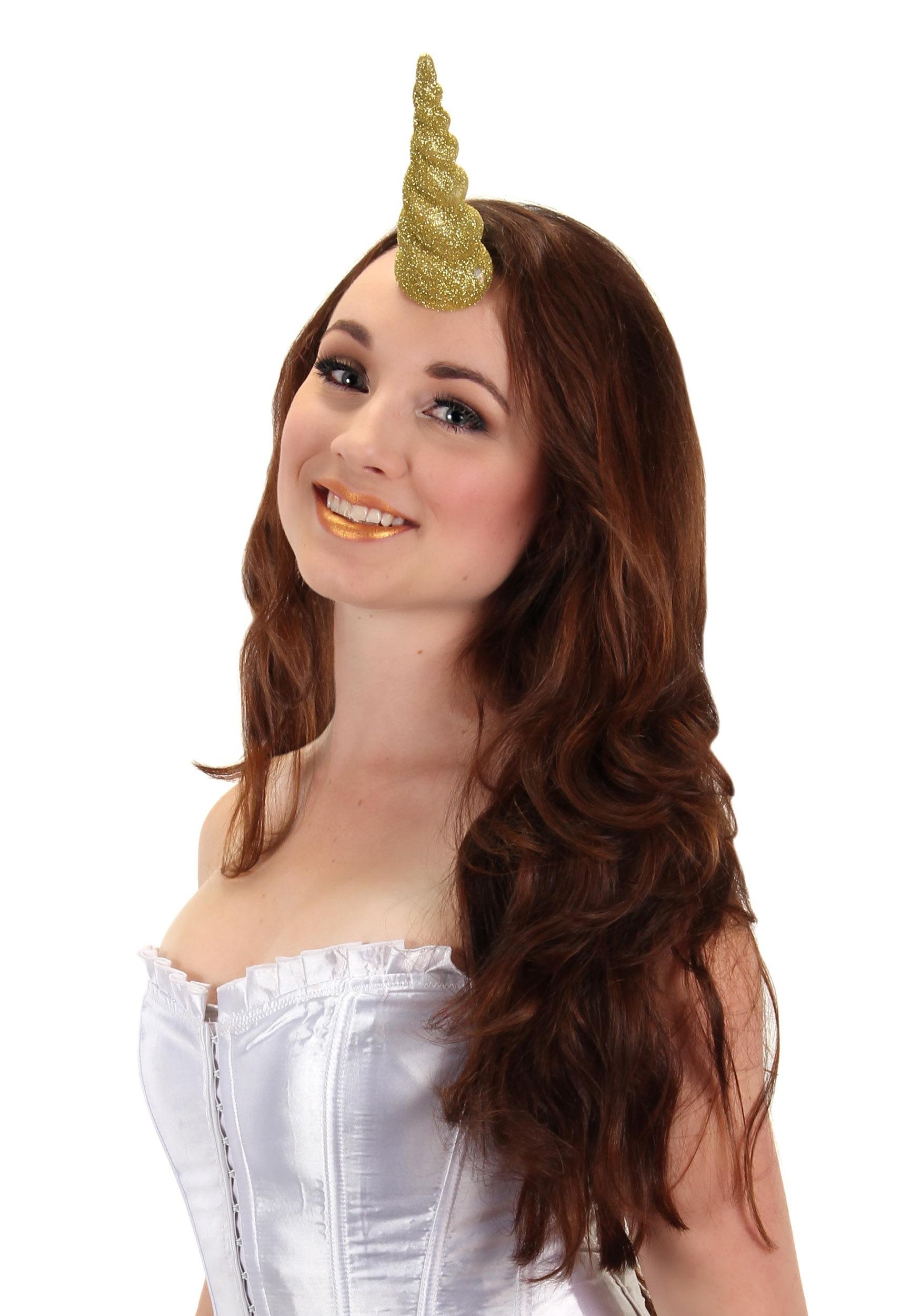 Adult Unicorn Headpiece - Halloween Costumes