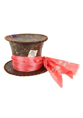Image of Alice in Wonderland Mad Hatter Tea Party Hat