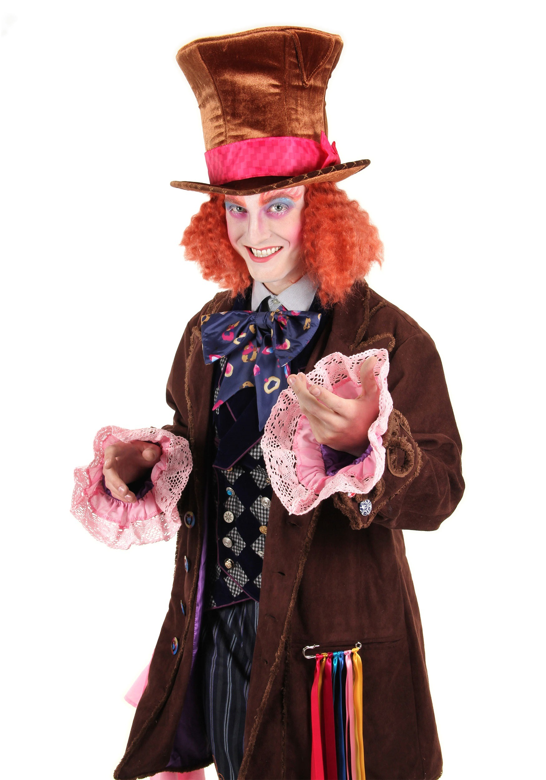 Mad hatter costumes for men