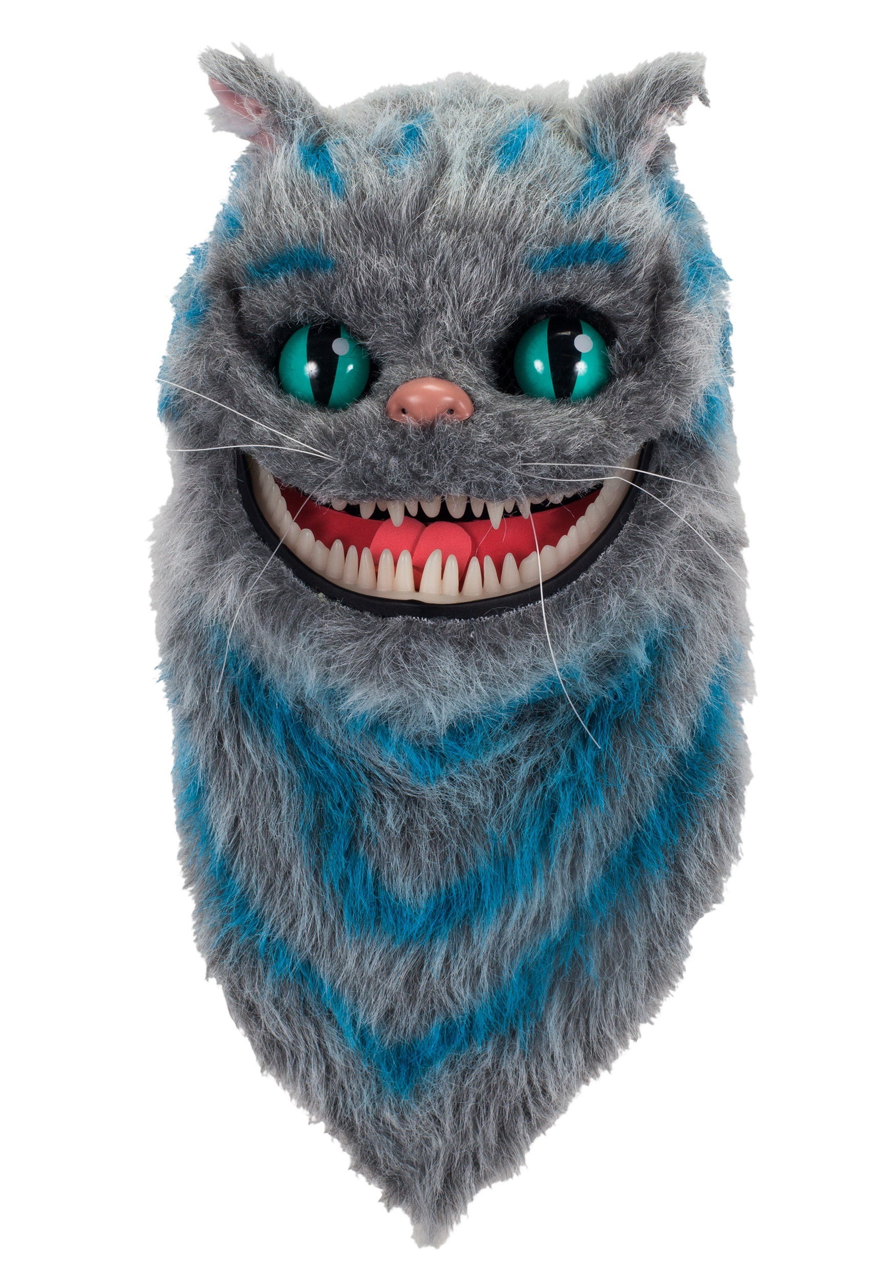 Alice In Wonderland Cheshire Cat Tattoo: Alice In Wonderland Cheshire Cat Mouth Mover Mask