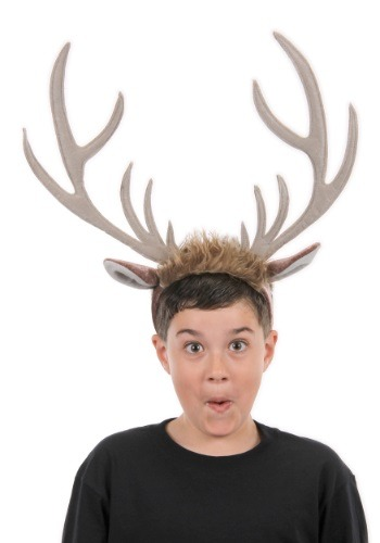 Click Here to buy Frozen Sven Antlers Headband from HalloweenCostumes, USA Funds & Shipping