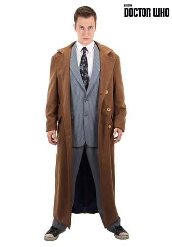 Doctor Who 10th Doctor Costume Coat
