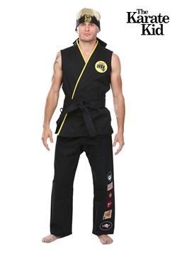 Super Elite Cobra Kai Costume