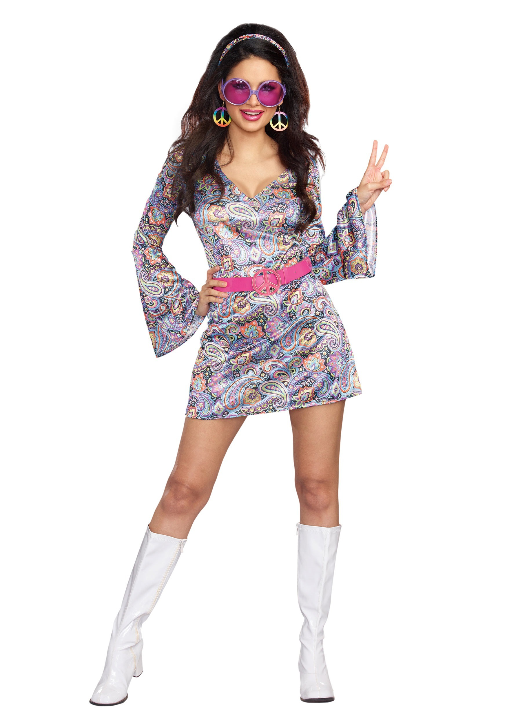sc 1 st  Halloween Costumes & Womens Love-Fest Costume