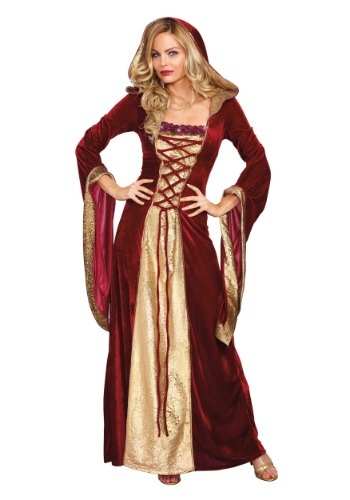 Lady of the Thrones Women's Costume