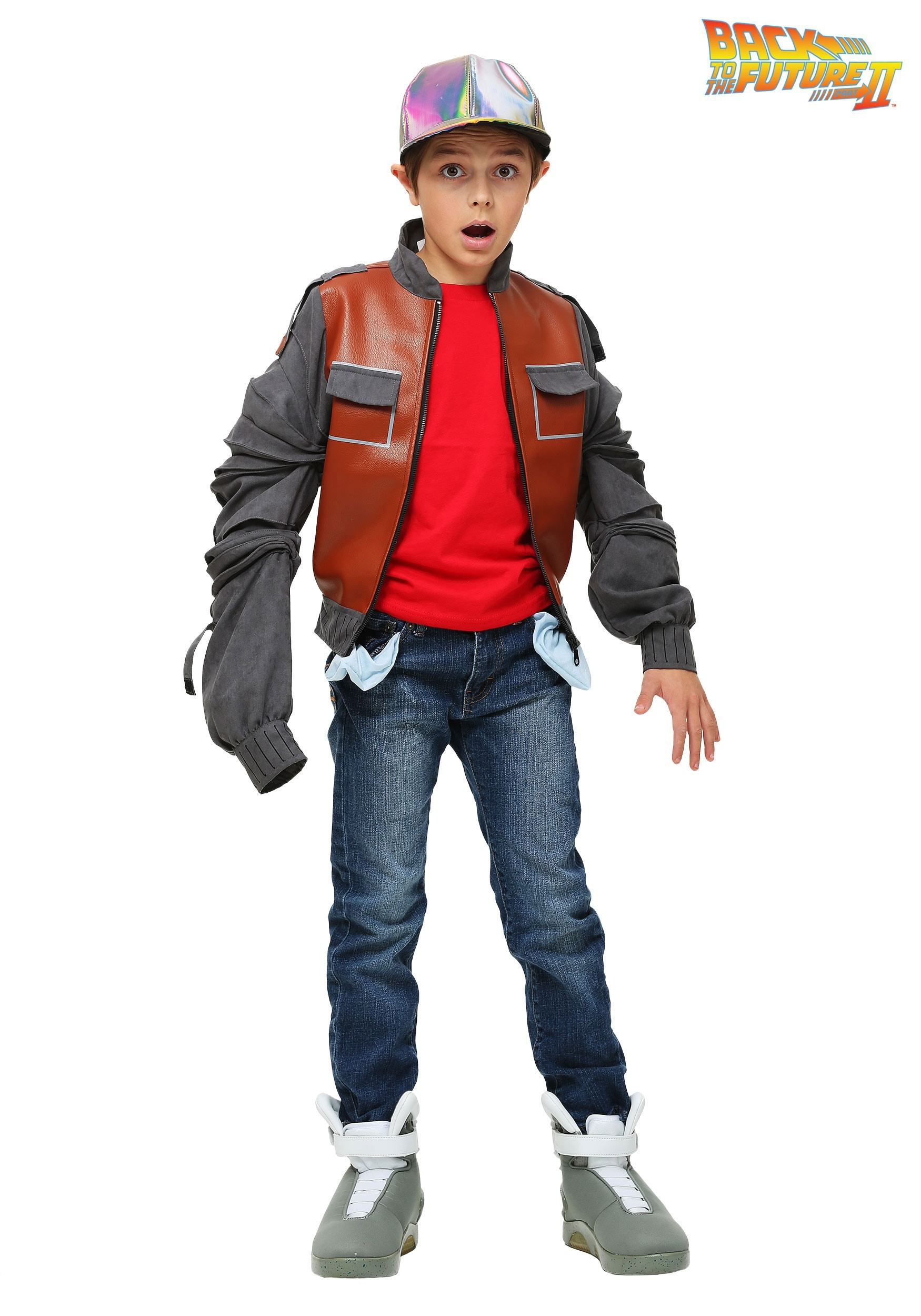 Kids Marty McFly Jacket from Back to the Future II