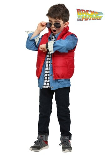 Marty McFly Toddler Costume