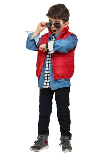 Click Here to buy Back to the Future Marty McFly Costume for Toddlers from HalloweenCostumes, USA Funds & Shipping