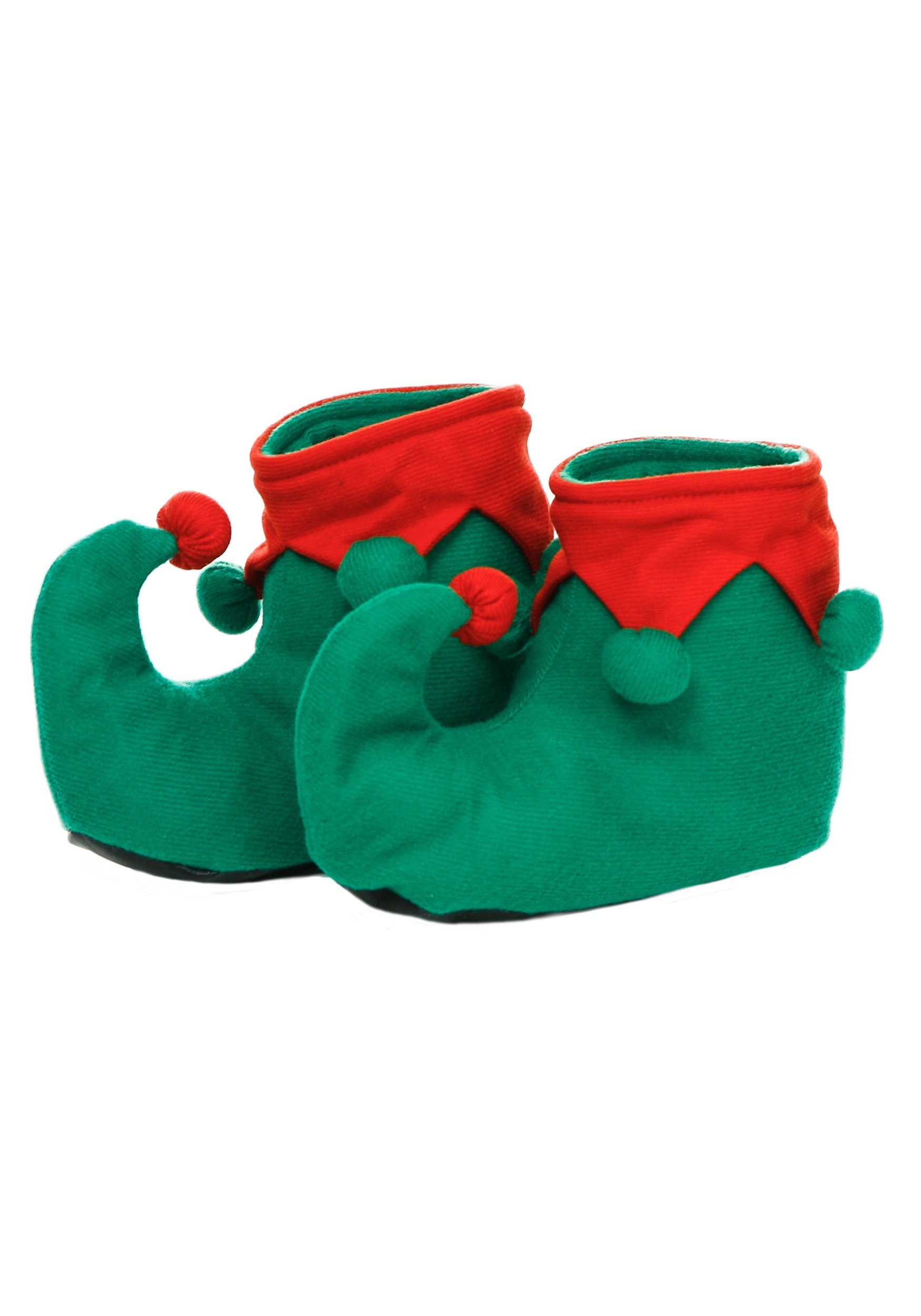 Child Christmas Elf Shoes