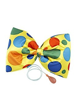 Jumbo Squirting Bow Tie