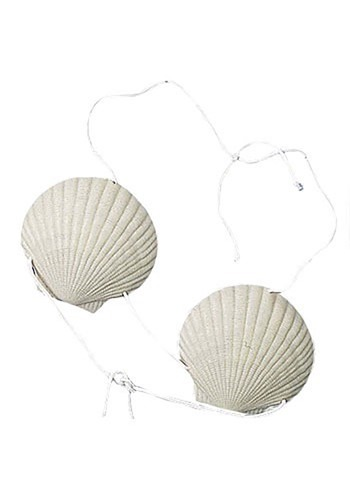 Shell Bra By: Forum Novelties, Inc for the 2015 Costume season.