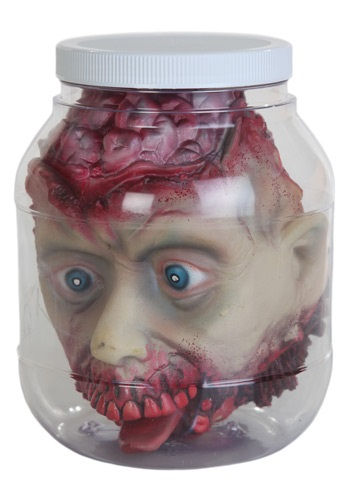 Head in a Jar